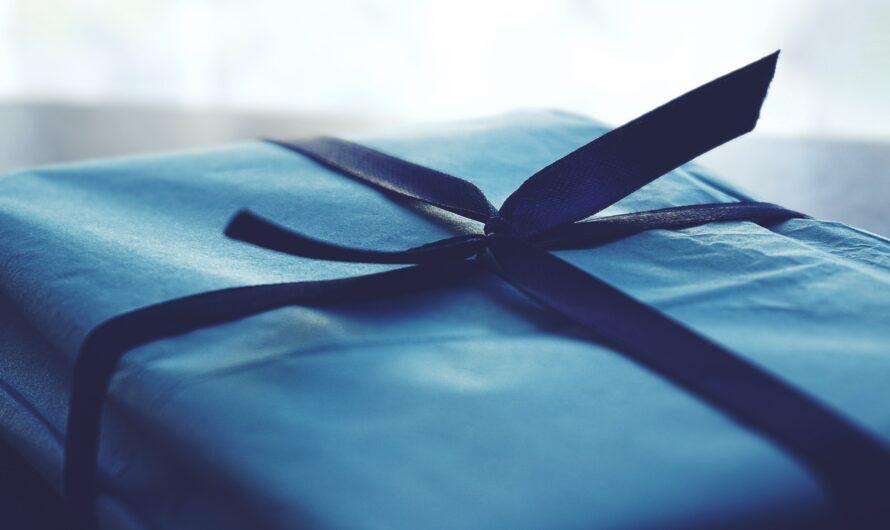 5 idées de cadeaux éco design
